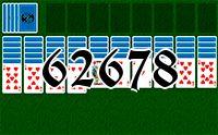 Пасьянс №62678