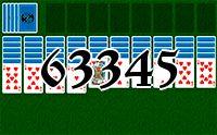 Пасьянс №63345