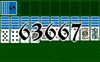 Пасьянс №63667