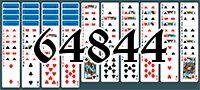 Пасьянс №64844