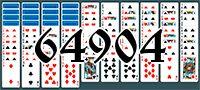 Пасьянс №64904