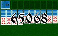Пасьянс №65068