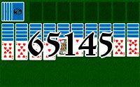 Пасьянс №65145