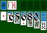 Пасьянс №65680