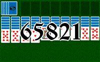 Пасьянс №65821