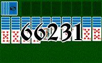 Пасьянс №66231