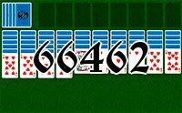 Пасьянс №66462