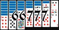 Пасьянс №66777