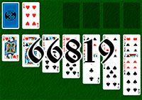 Пасьянс №66819