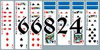 Пасьянс №66824