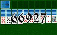 Пасьянс №66927