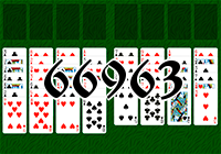 Пасьянс №66963