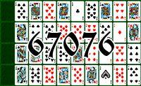 Пасьянс №67076