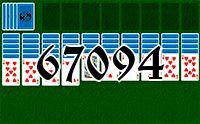 Пасьянс №67094