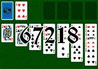 Пасьянс №67218