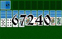 Пасьянс №67240