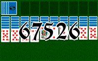 Пасьянс №67526