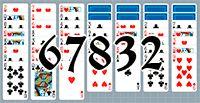 Пасьянс №67832