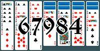 Пасьянс №67984