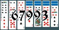 Пасьянс №67993