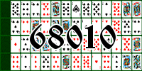 Пасьянс №68010