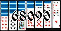 Пасьянс №68090