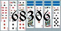 Пасьянс №68306