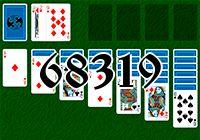 Пасьянс №68319