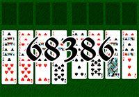Пасьянс №68386