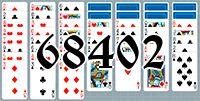 Пасьянс №68402