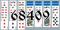 Пасьянс №68409