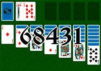 Пасьянс №68431