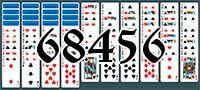 Пасьянс №68456