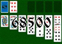 Пасьянс №68500