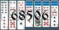 Пасьянс №68506