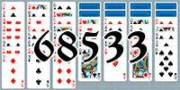 Пасьянс №68533
