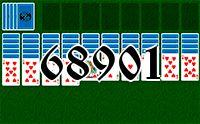 Пасьянс №68901