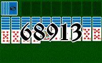 Пасьянс №68913