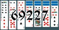 Пасьянс №69227