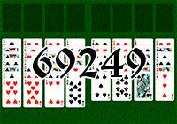 Пасьянс №69249