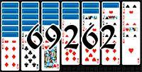 Пасьянс №69262