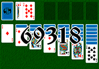 Пасьянс №69318