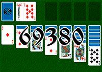 Пасьянс №69380