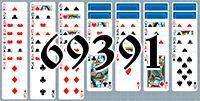 Пасьянс №69391