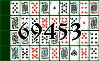 Пасьянс №69453