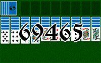 Пасьянс №69465