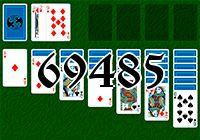 Пасьянс №69485
