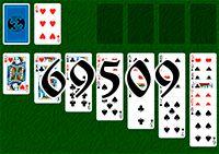 Пасьянс №69509