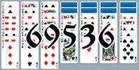 Пасьянс №69536