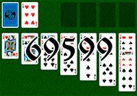 Пасьянс №69599